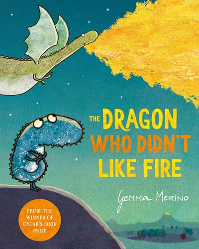 The Dragon Who Didn't Like Fire - Jacket