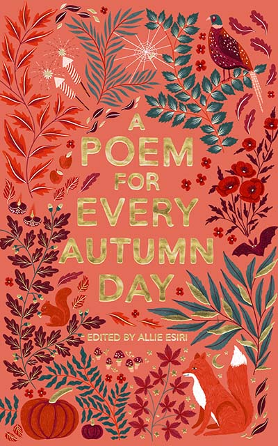 A Poem for Every Autumn Day - Jacket
