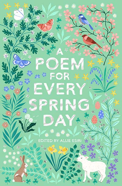 A Poem for Every Spring Day - Jacket
