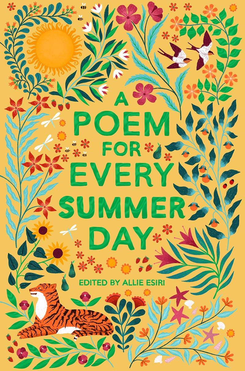 A Poem for Every Summer Day - Jacket
