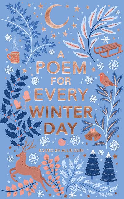 A Poem for Every Winter Day - Jacket