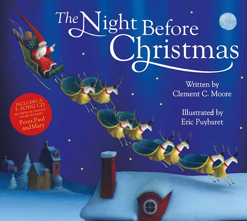 The Night Before Christmas - Jacket