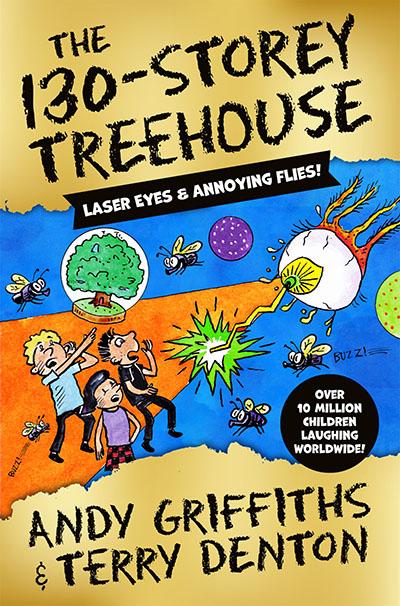 The 130-Storey Treehouse - Jacket
