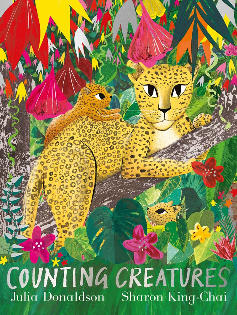 Counting Creatures - Jacket