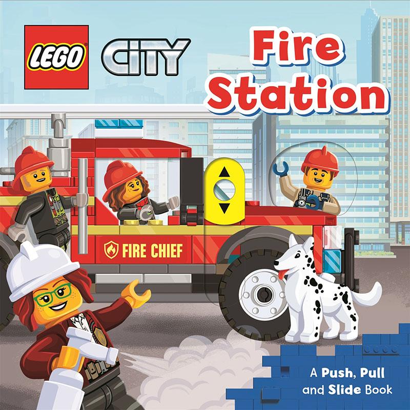 LEGO® City. Fire Station - Jacket