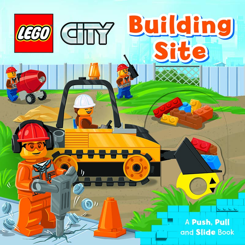 LEGO® City. Building Site - Jacket