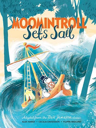 Moomintroll Sets Sail - Jacket