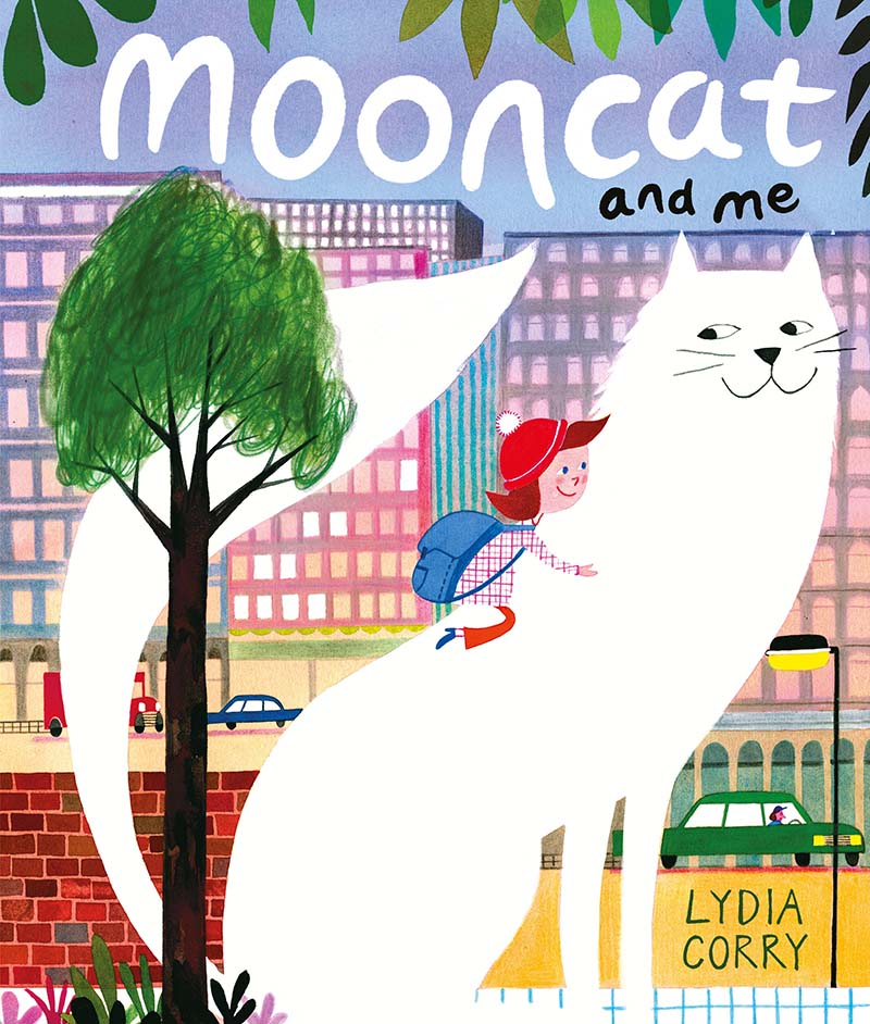Mooncat and Me - Jacket