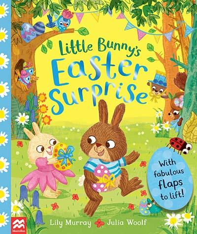 Little Bunny's Easter Surprise - Jacket