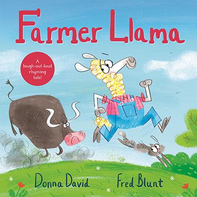 Farmer Llama - Jacket