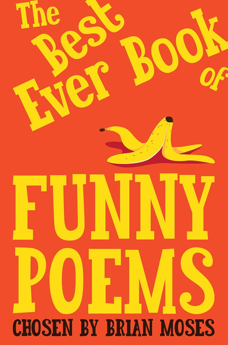 The Best Ever Book of Funny Poems - Jacket