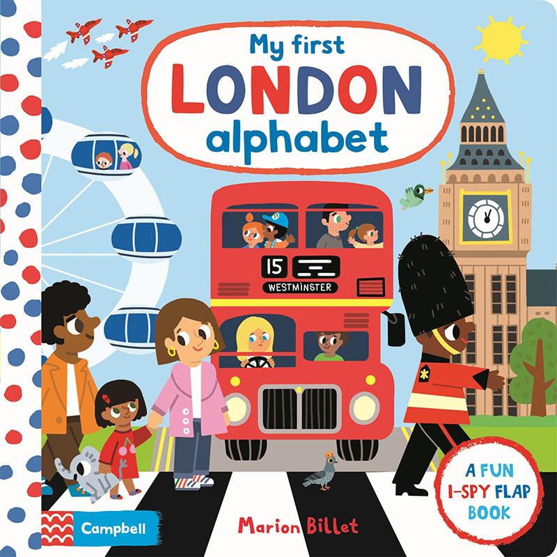 My First London Alphabet - Jacket