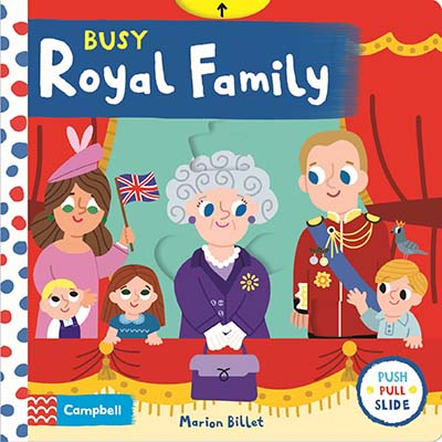 Busy Royal Family - Jacket