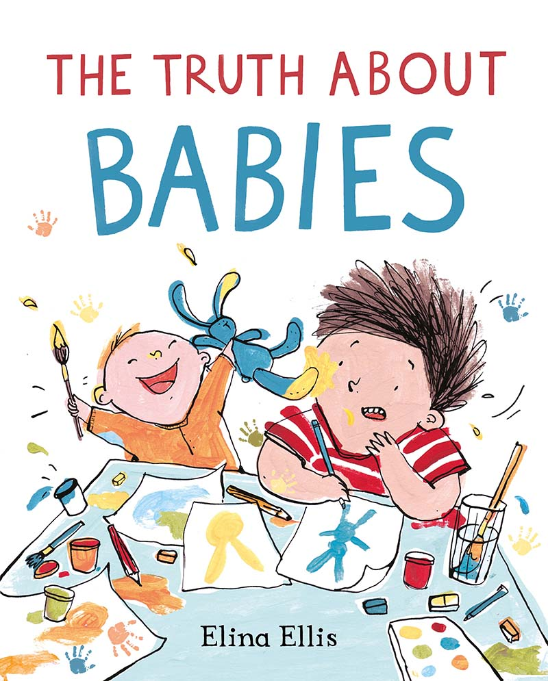 The Truth About Babies - Jacket