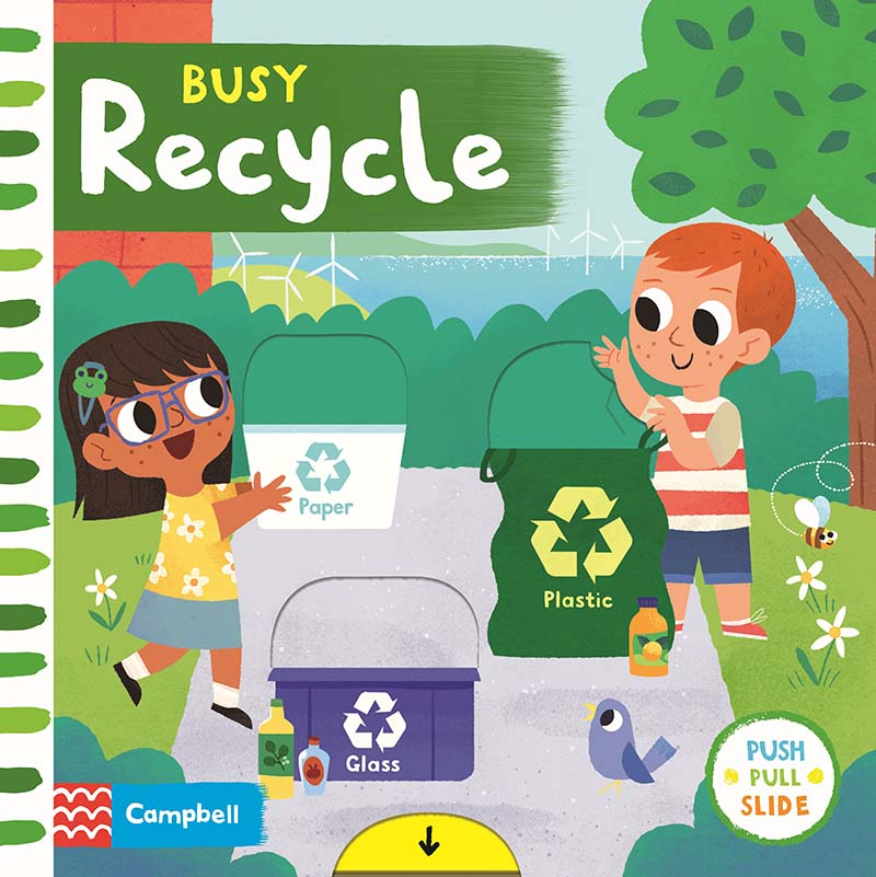 Busy Recycle - Jacket