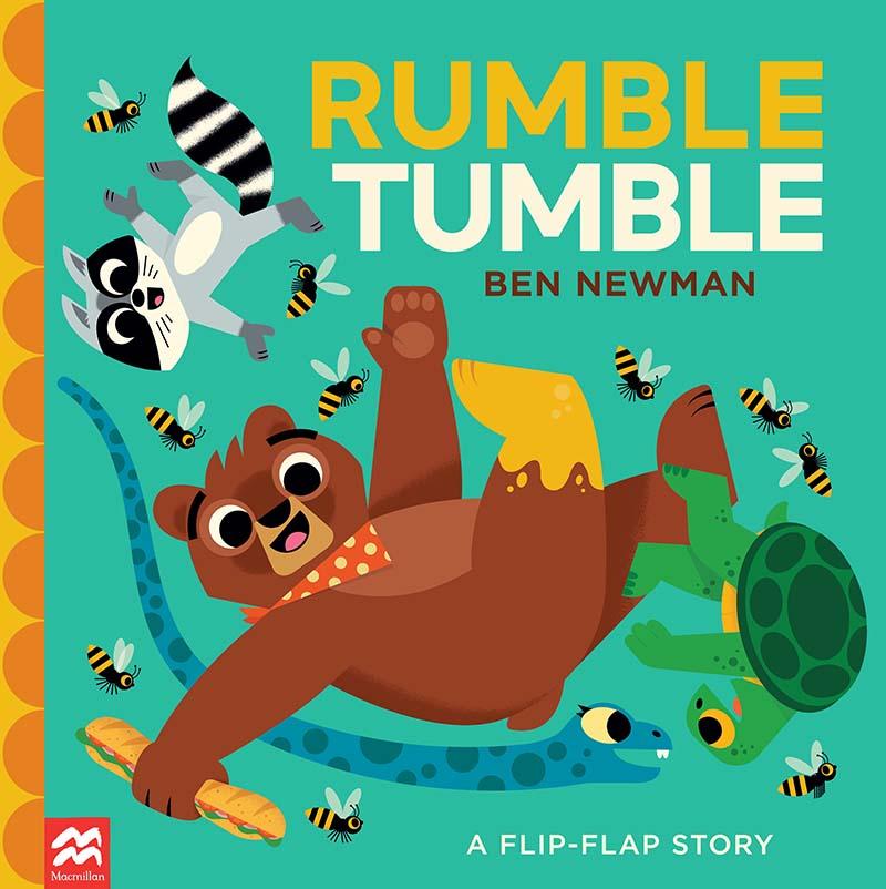 Rumble Tumble - Jacket