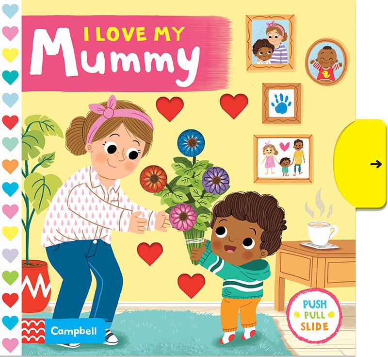 I Love My Mummy - Jacket