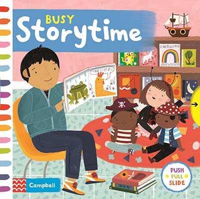 Busy Storytime - Jacket