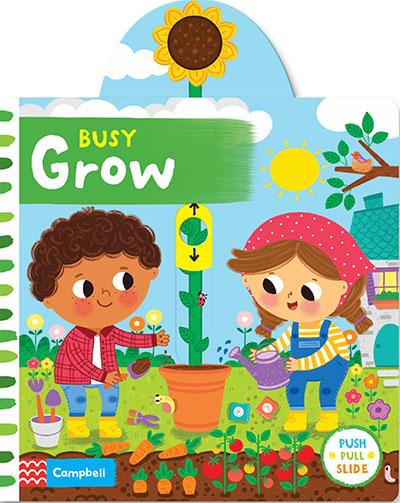 Busy Grow - Jacket