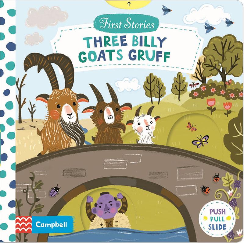 Three Billy Goats Gruff - Jacket