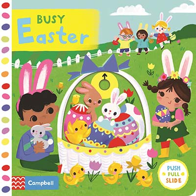 Busy Easter - Jacket