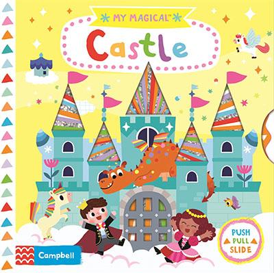 My Magical Castle - Jacket