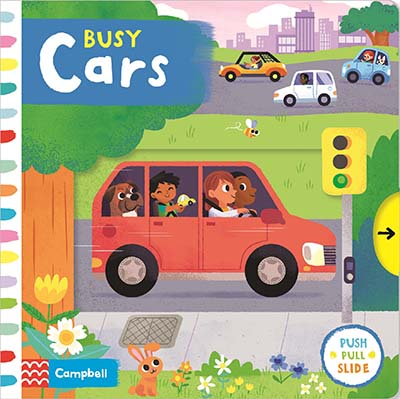 Busy Cars - Jacket