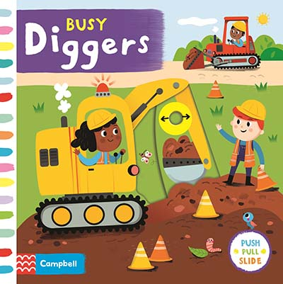 Busy Diggers - Jacket