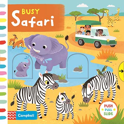 Busy Safari - Jacket