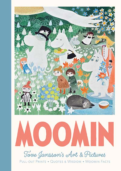 Moomin Pull-Out Prints - Jacket
