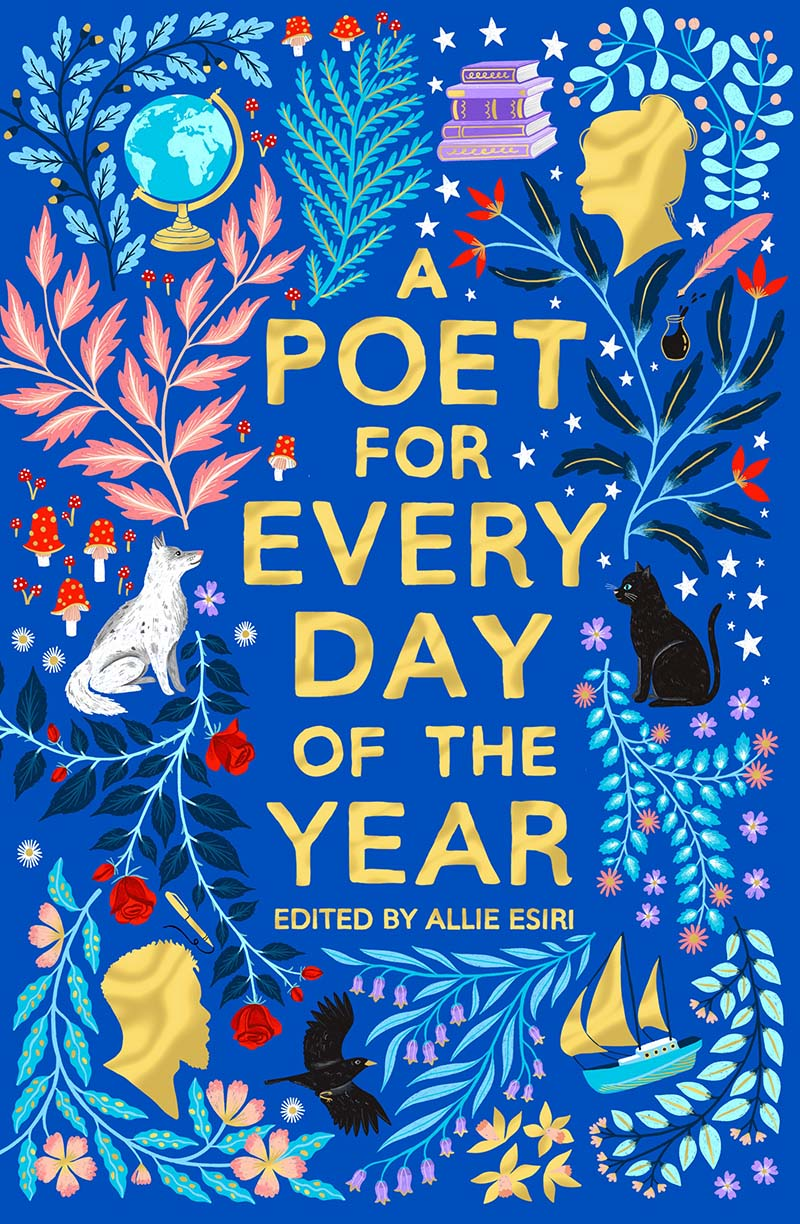 A Poet for Every Day of the Year - Jacket