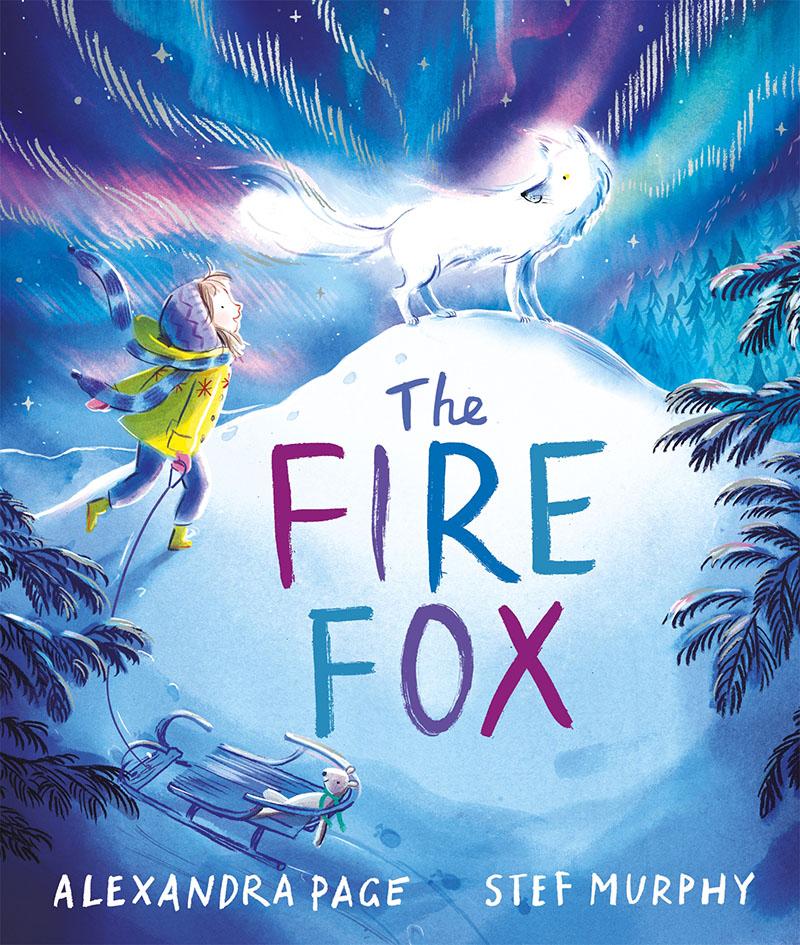 The Fire Fox - Jacket