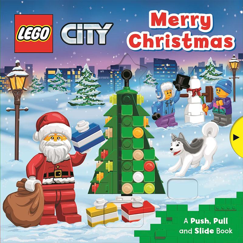 LEGO® City. Merry Christmas - Jacket