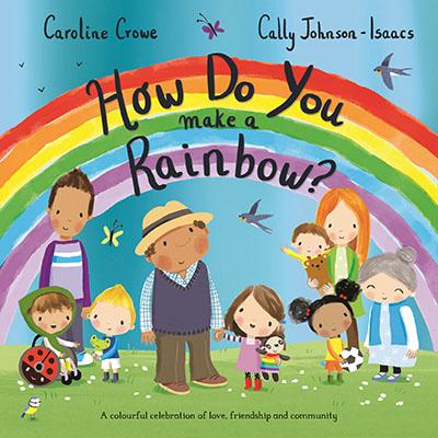 How Do You Make a Rainbow? - Jacket