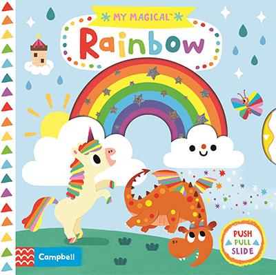My Magical Rainbow - Jacket