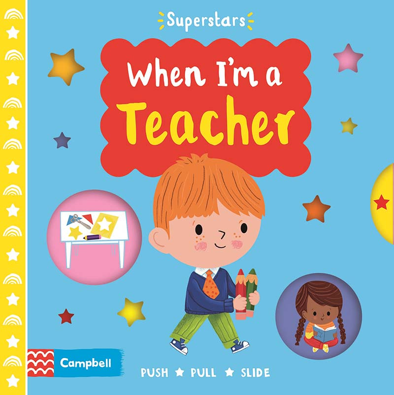 When I'm a Teacher - Jacket
