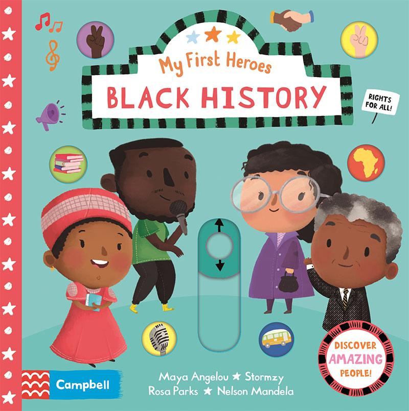 Black History - Jacket