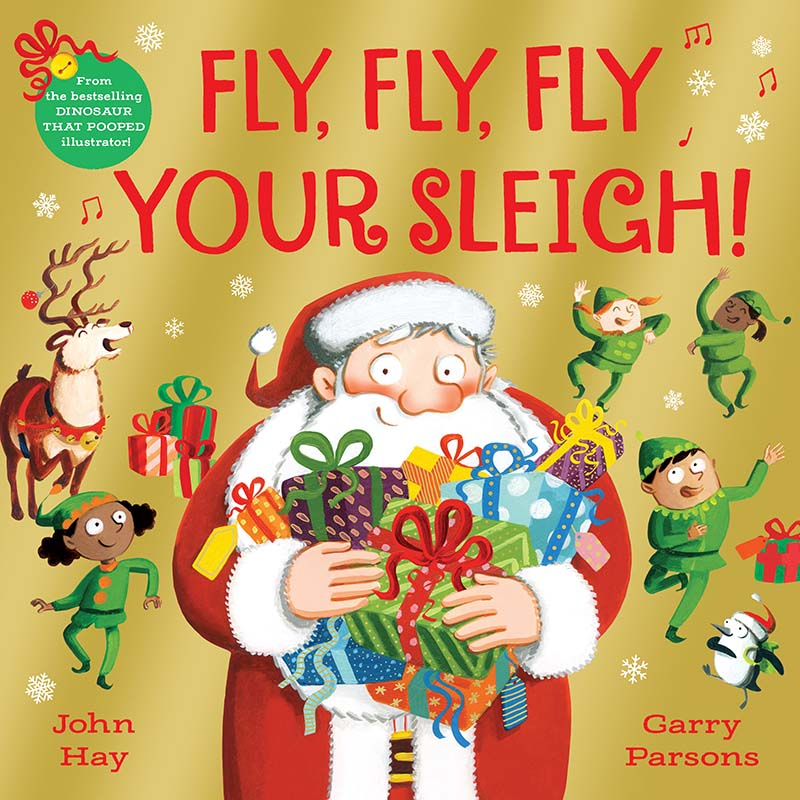 Fly, Fly, Fly Your Sleigh - Jacket