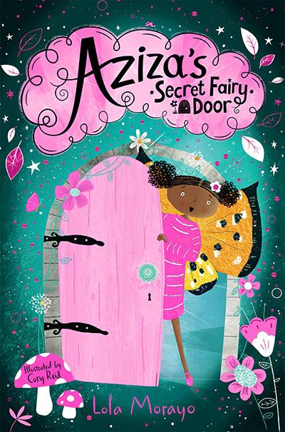 Aziza's Secret Fairy Door - Jacket