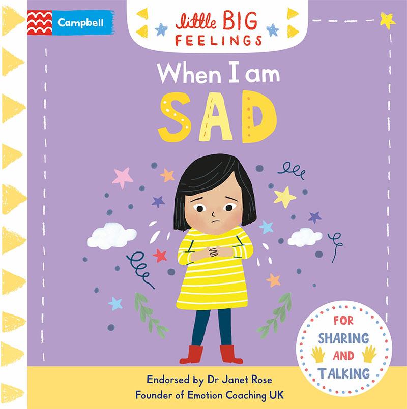 When I am Sad - Jacket