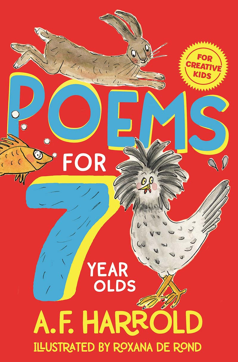 Poems for 7 Year Olds - Jacket
