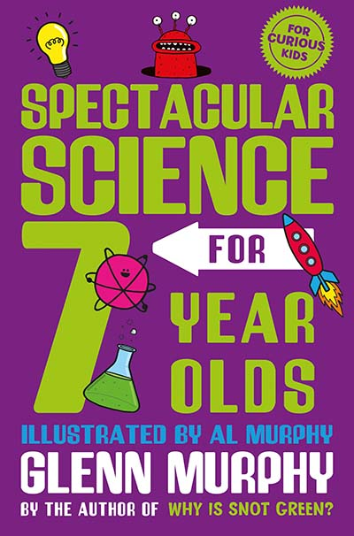 Spectacular Science for 7 Year Olds - Jacket