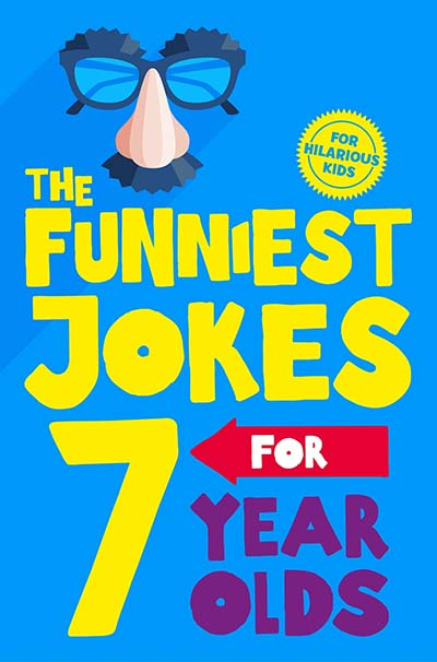Hilarious Jokes for 7 Year Olds - Jacket