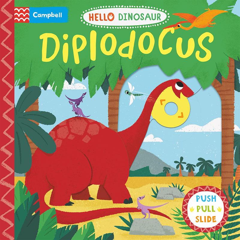 Diplodocus - Jacket