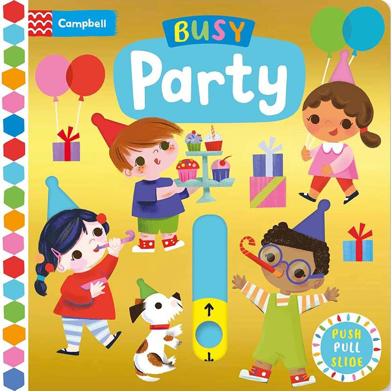Busy Party - Jacket