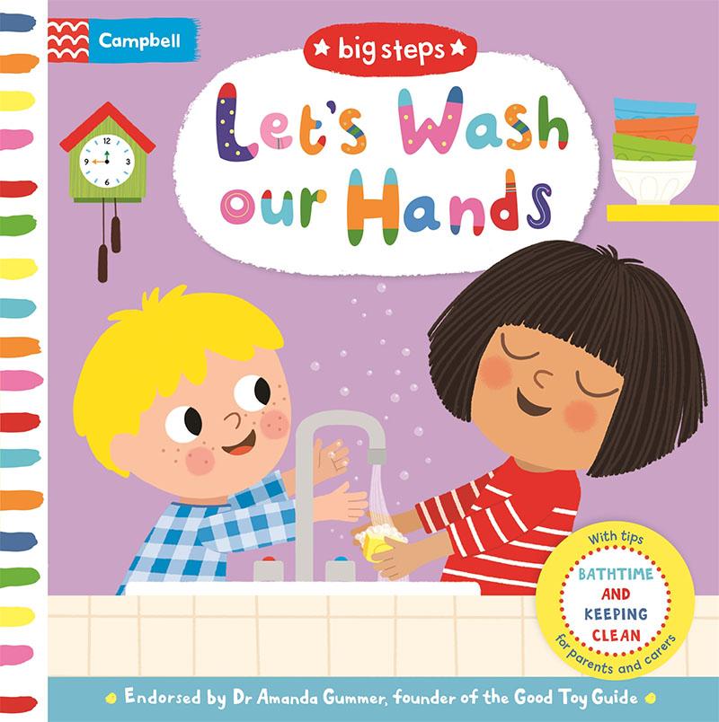 Let's Wash Our Hands - Jacket