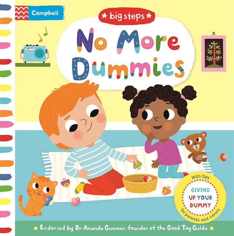 No More Dummies - Jacket