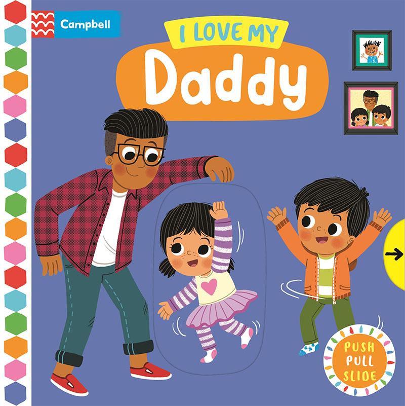 I Love My Daddy - Jacket