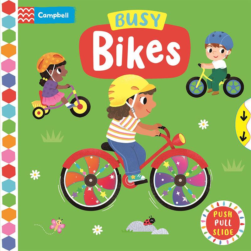 Busy Bikes - Jacket