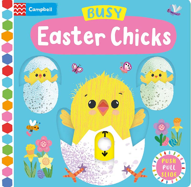 Busy Easter Chicks - Jacket
